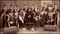 1st Battalion Signallers, Aldershot, 1897. (MRP/1A/14)