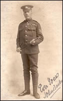 Sergeant John Bailey (9112), taken in June 1915. (MRP/3F/27)