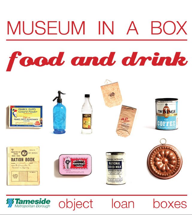 Food and Drink loan box