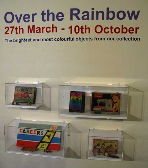 Image of 'Over the Rainbow' exhibition