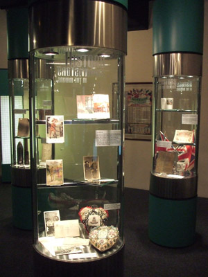 Tameside's War exhibition