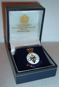 Veteran's Badge