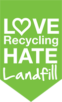 Love recycling, hate landfill