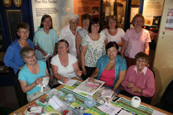 Stitch in time group photograph