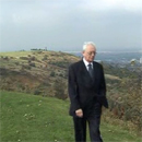 Image of Council Leader Roy Oldham in the 'One Tameside - Great Lives, Excellent Services' DVD