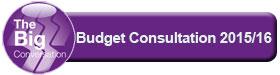Budget Consultation 2015/16