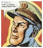 Image of Dan Dare - Pilot of the future