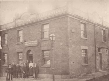 The Cotton Tree public house, Markham Street, Newton
