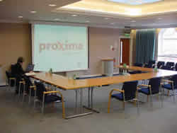 Photograph of Stalybridge District Assembly Room