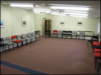 Photograph of the Multi Purpose Conference Room